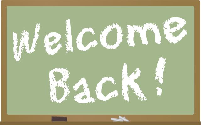 welcome back photos - photo #17
