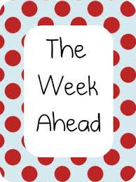 spotty week ahead