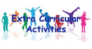 extra curricular activties
