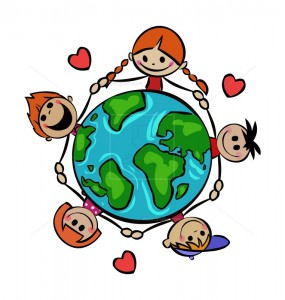 our planet clipart