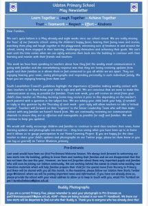 Page 1 May Newsletter