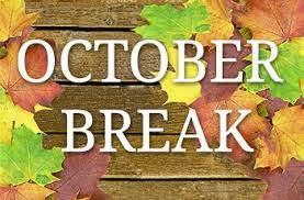 October break